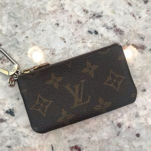 Accessories - Authentic lv keychain pouch